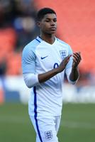Rashford strzelił gola w debiucie w reprezentacji Anglii