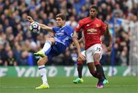 Marcus Rashford zapewnił Manchesterowi wygraną nad Chelsea