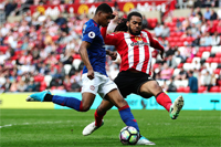 Marcus Rashford strzelił gola Sunderlandowi