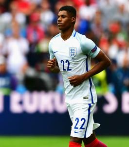 Rashford na EURO2016